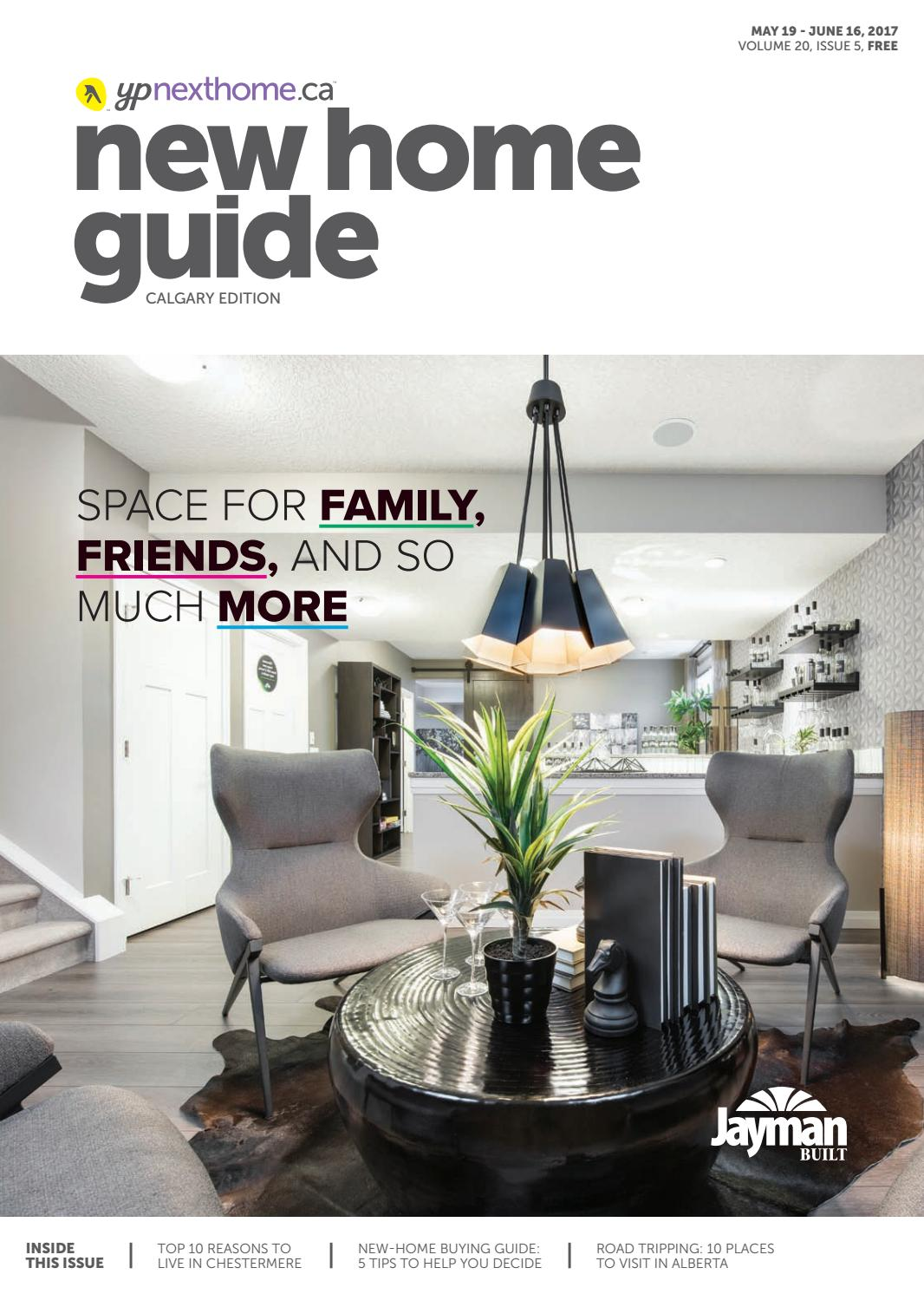 94d0183d298 Calgary New Home Guide - May 19