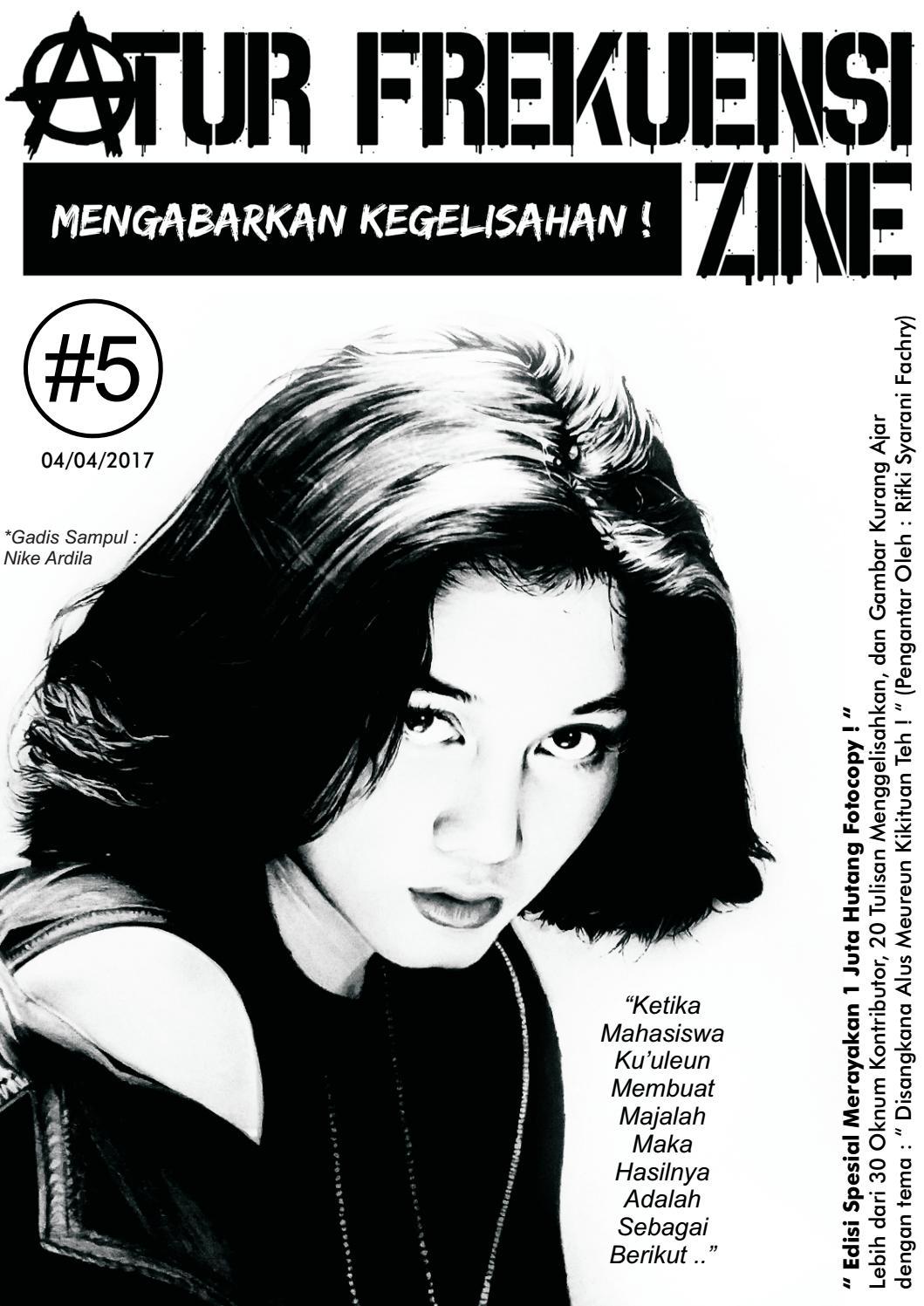 ATUR FREKUENSI ZINE VOLUME 5 by Atur Frekuensi Zine issuu