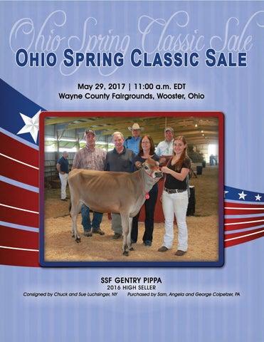 e47a122c6ae4 Ohio Spring Classic Sale, 2017 by AJCA/NAJ/JMS - issuu