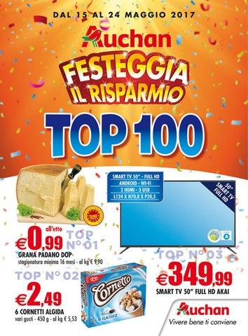 Ombrellone A Braccio Auchan.Auchan 23mag By Best Of Volantinoweb Issuu