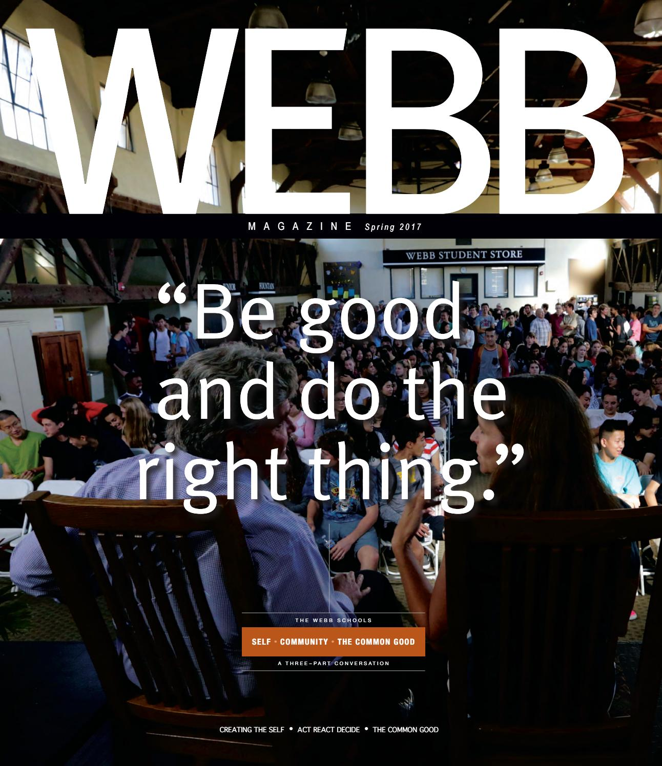 WEBB Magazine Spring 2017 by The Webb Schools - issuu 16004955fa2d