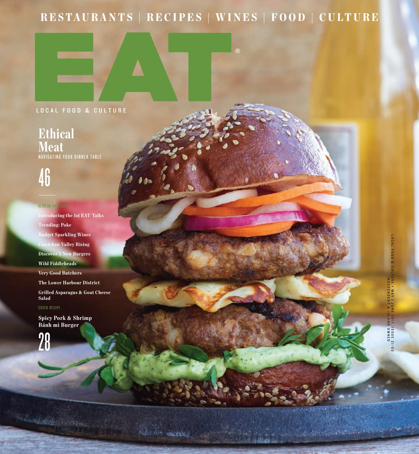 45a989ed8650a Eat magazine may june 2017 by EAT Magazine - issuu