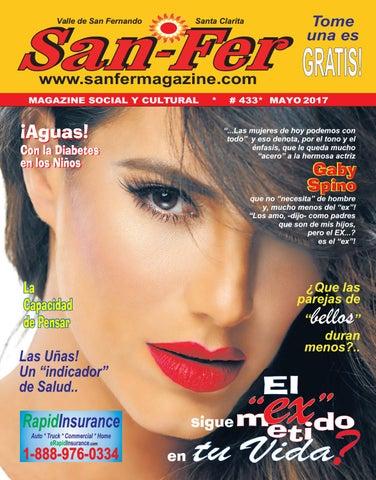 San Fer Magazine mayo 2017 edicion digital publicidad sin fronteras ...