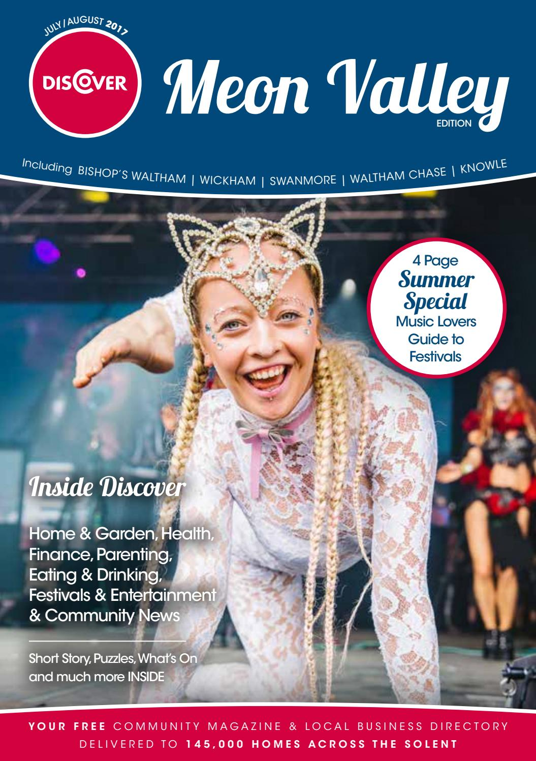 Discover Meon Valley Jul Aug 2017 By Tania Houston Issuu Dual Radio Wiring Diagram Model 7650