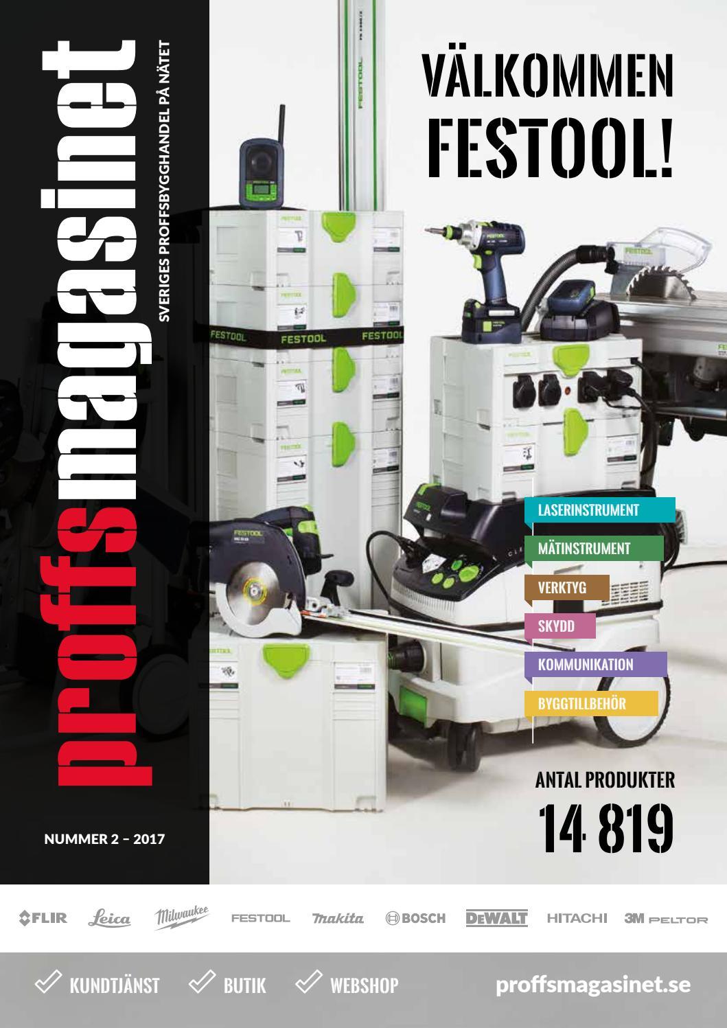 Inredning häcksax test : Proffsmagasinets katalog nr 2 2017 by Proffsmagasinet.se - issuu