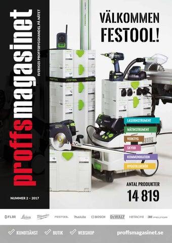 Proffsmagasinets katalog nr 2 2017 by Proffsmagasinet.se - issuu aedc72dac053b
