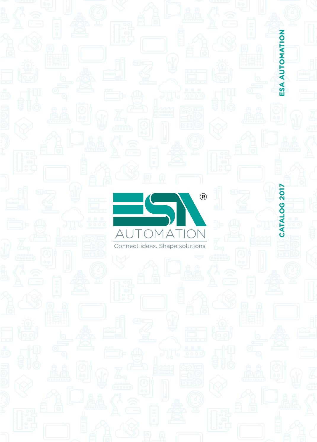 Esa Catalog 2017 By Automation Issuu Automations Gt Motor Control Circuits Pwm Speed