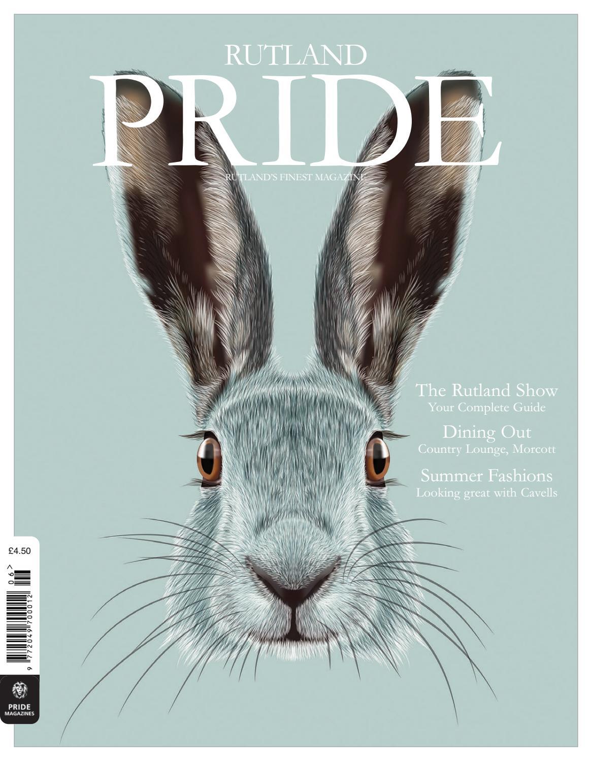 Rutland Pride June 2017 by Pride Magazines Ltd - issuu