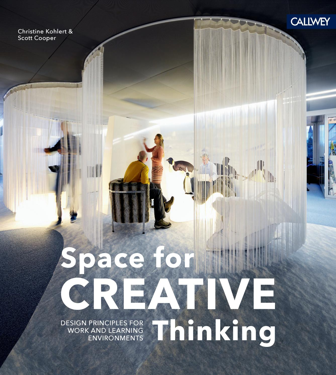 Space For Creative Thinking By Georg D.W. Callwey GmbH