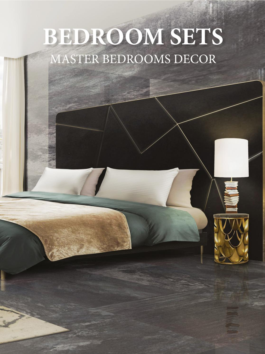 Bedrooms Sets  Master Bedrooms Decor by HOME & LIVING MAGAZINES