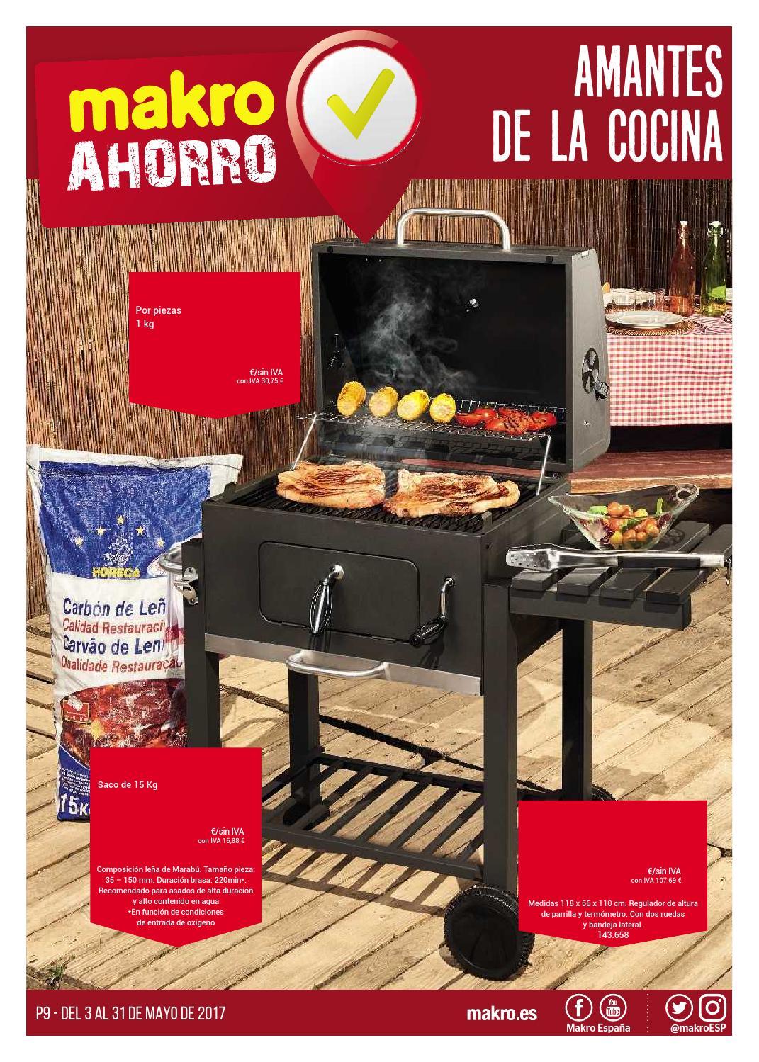 Catalogo makro by issuu for Muebles de jardin online ofertas