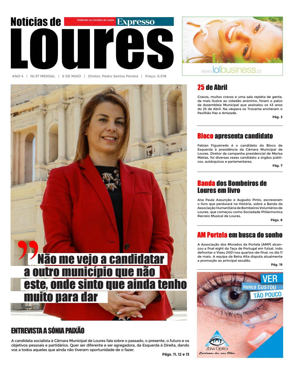 cb0ebf7f6 NL 37 by NL - Notícias de Loures - issuu