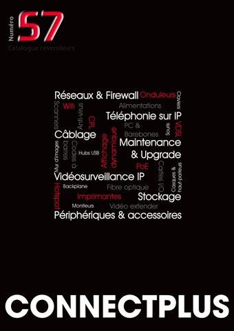 afce63531c7c50 Page 1. Numéro. 57. Catalogue revendeurs. PoE. Hotspot. Fibre optique