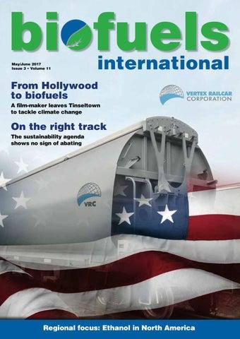 Biofuels International May/June 2017 by Woodcote Media Ltd - issuu
