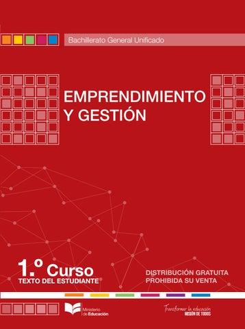 Libro emprendimiento 1 bgu by SATCOMPU - Issuu