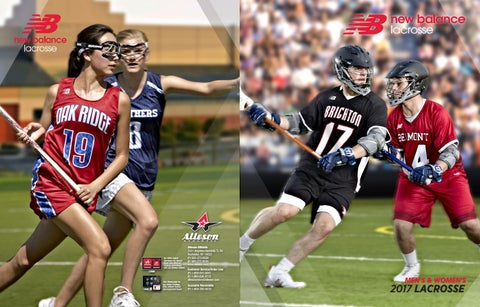 a06373383d9 Alleson Athletic New Balance Lacrosse Catalog - ShopLTS.com