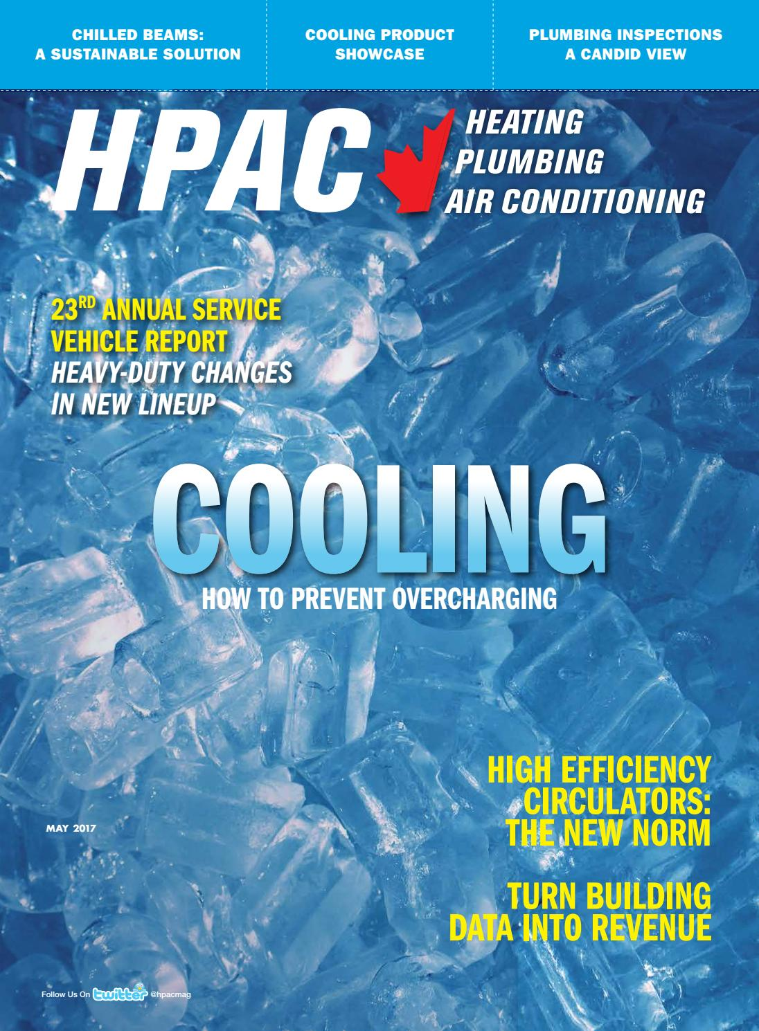 Hpac May 2017 By Annex Newcom Lp Issuu Circuit Diagram As Well Solar Water Heater Additionally Shunt Wound Dc