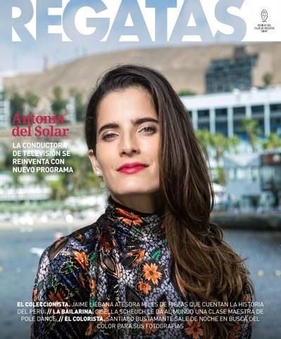 REGATAS | EDICIÓN 274 | ANTONIA DEL SOLAR by REGATAS issuu