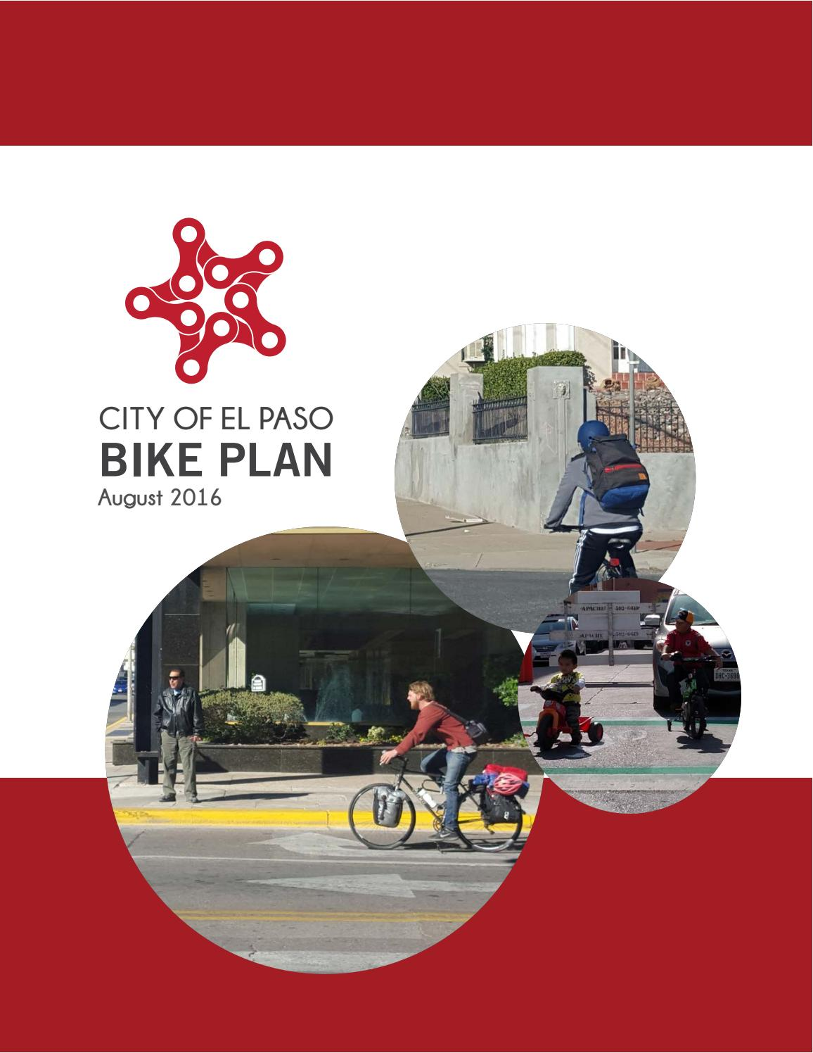 El Paso Bike Master Plan by Alta Planning Design issuu