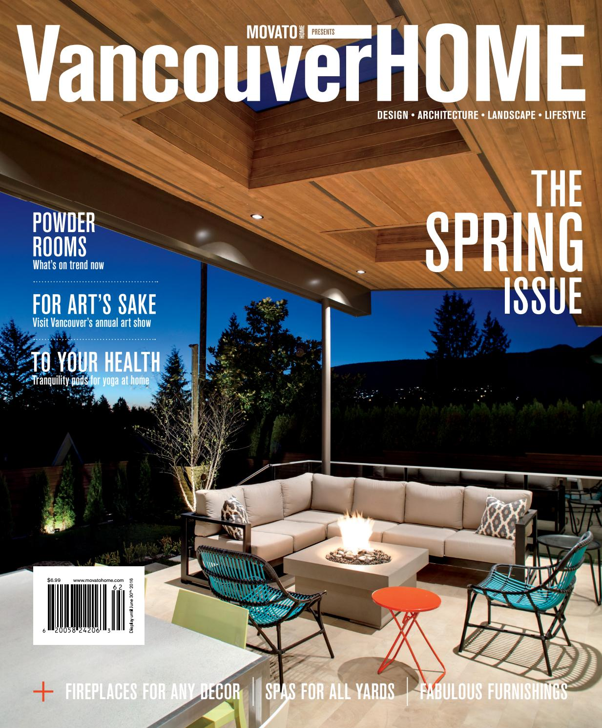Vancouver Home - Spring 2016 By Home In Canada