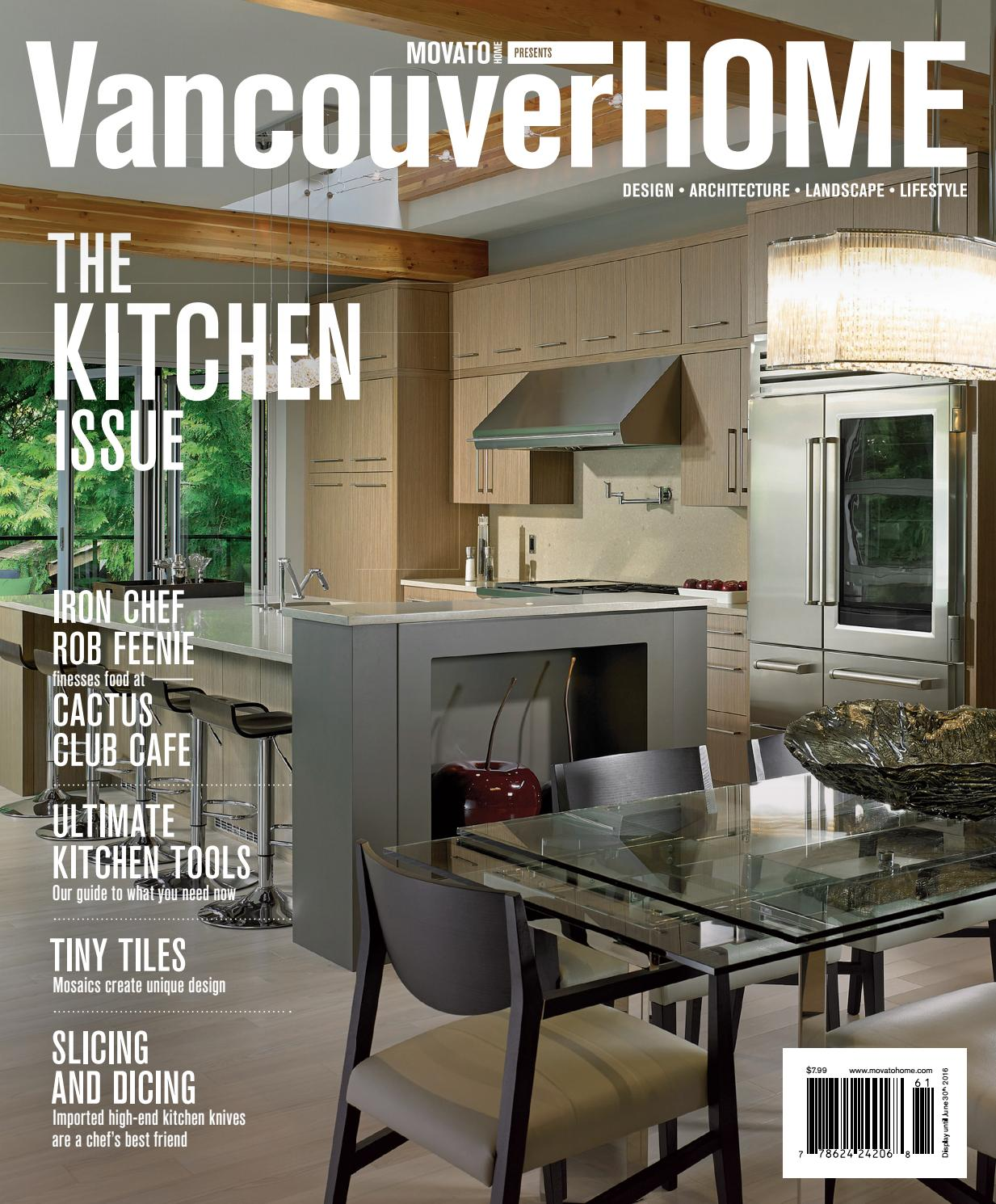 Kitchen Tools Vancouver: Vancouver Home - Kitchens 2016 By MovatoHome