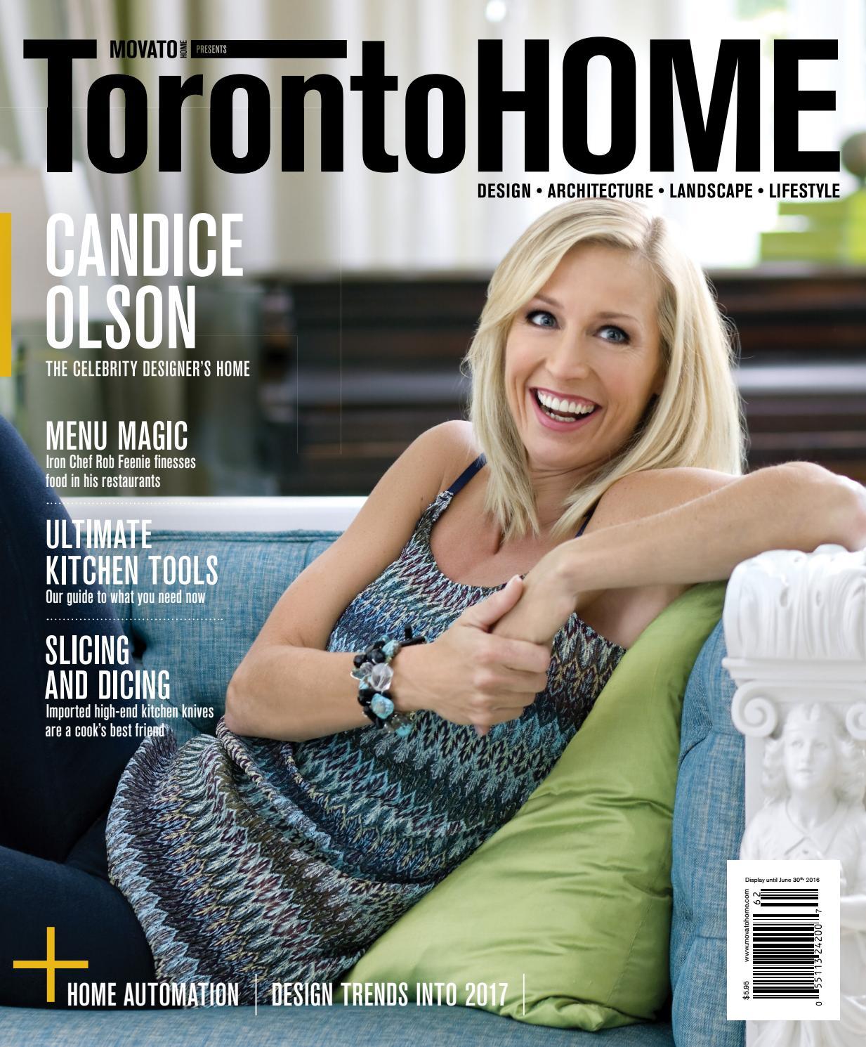 Toronto Home Spring 2016 By Movatohome Design