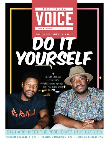 32b25a58b0a772 The Tulsa Voice | Vol. 4 No. 11 by The Tulsa Voice - issuu