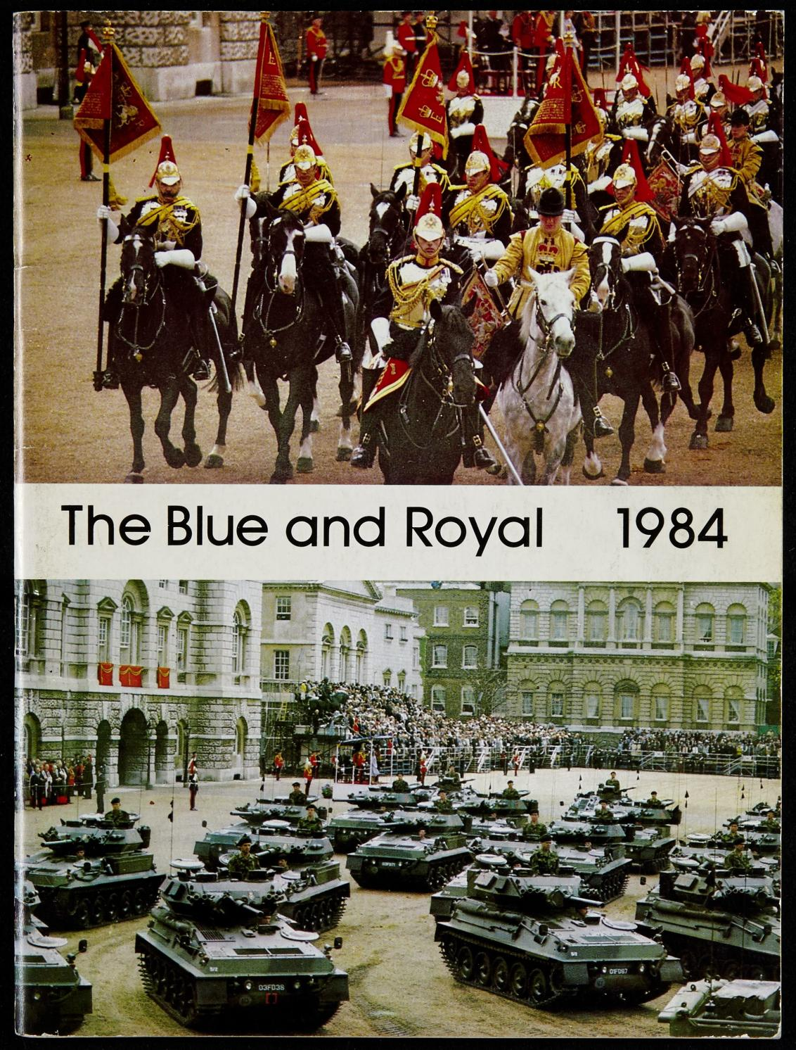 The blue and royal the blue and royal 1979 by Chris Elliott - issuu