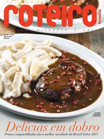 9c7606cbb85 Roteiro 263 by Revista Roteiro Brasília - issuu