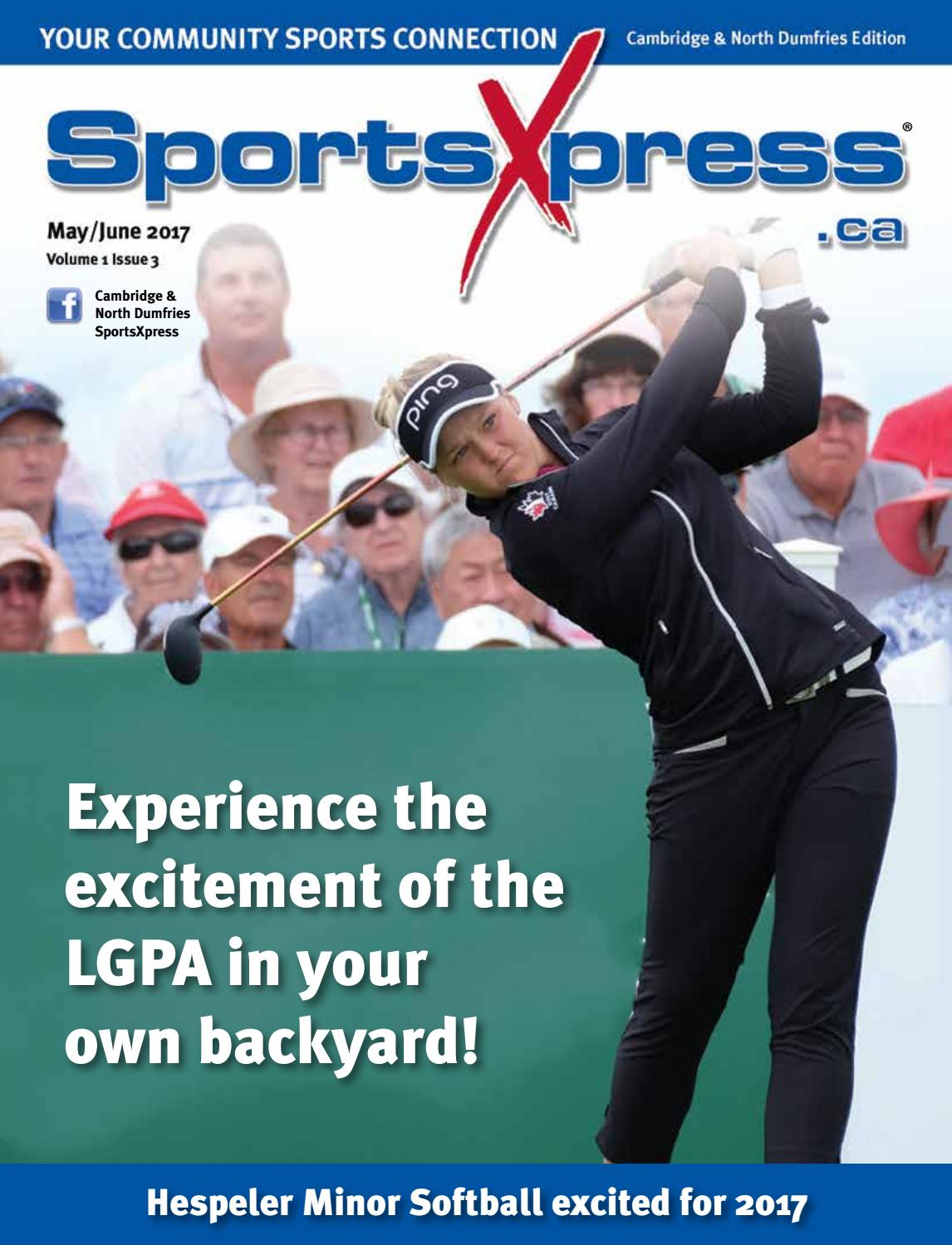 SXP Cambridge May/June 2017 by SportsXpress - issuu
