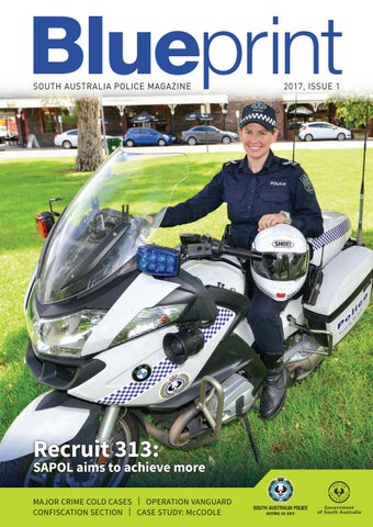 Blueprint magazine issue 1 2017 by south australia police issuu blueprint south australia police magazine malvernweather Image collections