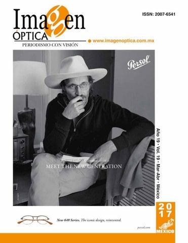 Revista Marzo Abril 2017 by Imagen Optica - issuu 3ebe6036bc