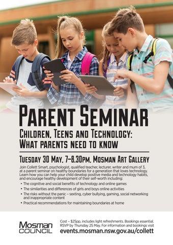 170125-001-parent-seminar-poster-01 by Kartik - Issuu