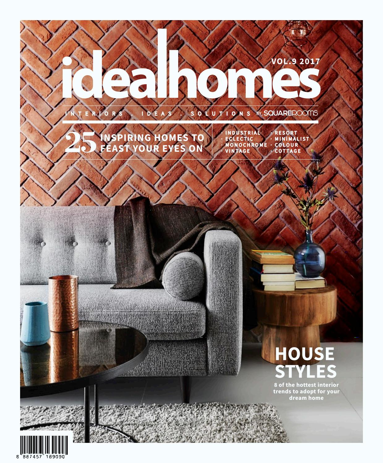 Idealhomes Vol 9 2017 By SquareRooms   Issuu