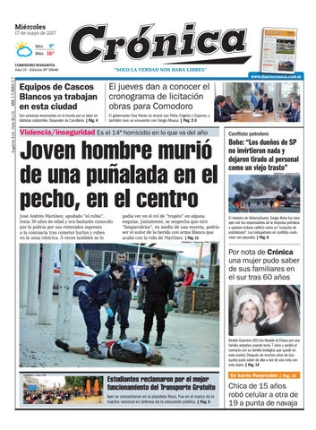Cee28791e6a36b66d3432854181310cd by Diario Crónica - issuu 3069ac440a1