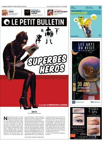 3dd1341d5f45b4 Le petit bulletin - Grenoble - 1054 by Le Petit bulletin - Grenoble ...