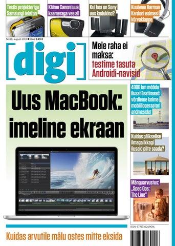 dc039ae5ffc ajakirjajajjaa by Martin - issuu