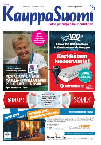 huge discount 9b71d 1ad76 KauppaSuomi 20 2017 (E) by KauppaSuomi - issuu