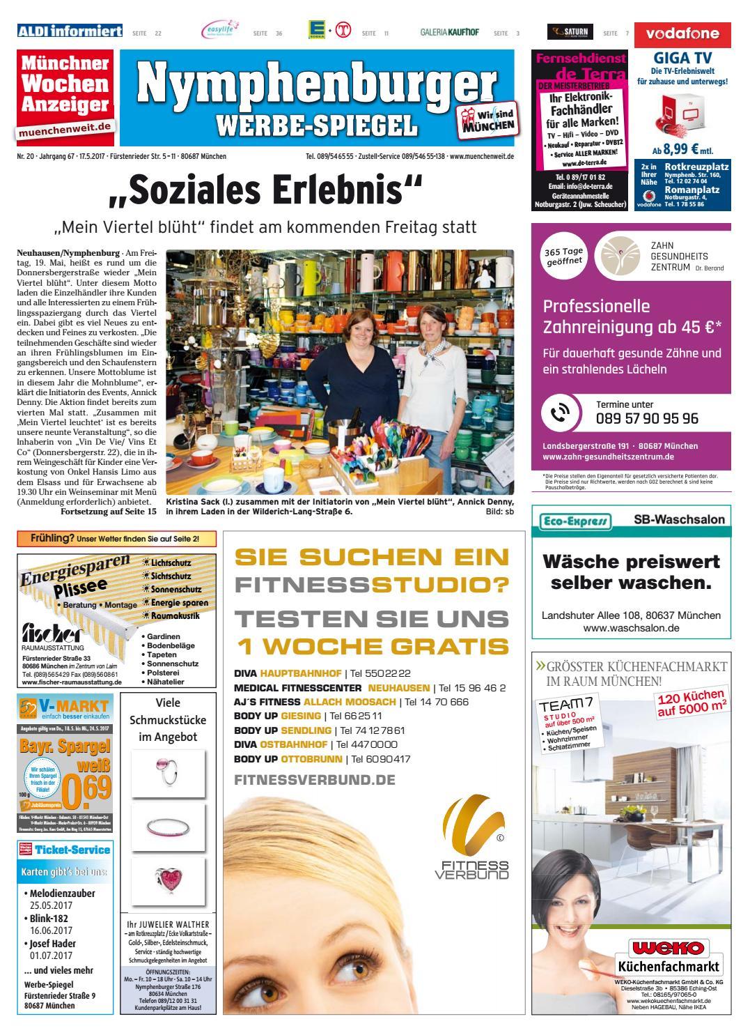 KW 20-2017 by Wochenanzeiger Medien GmbH - issuu