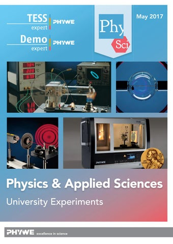 page_1_thumb_large en physics laboratory experiments by phywe systeme gmbh & co kg  at bayanpartner.co