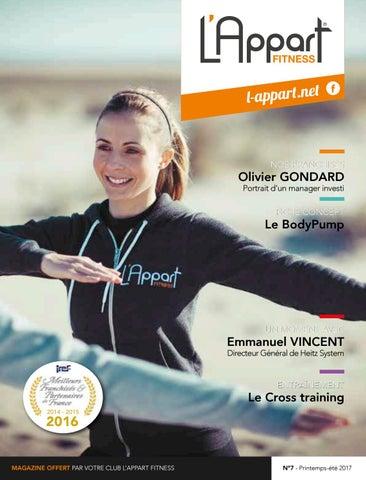 L APPART FITNESS Magazine   07 by MOG DESIGN - issuu 46ea438ffc9