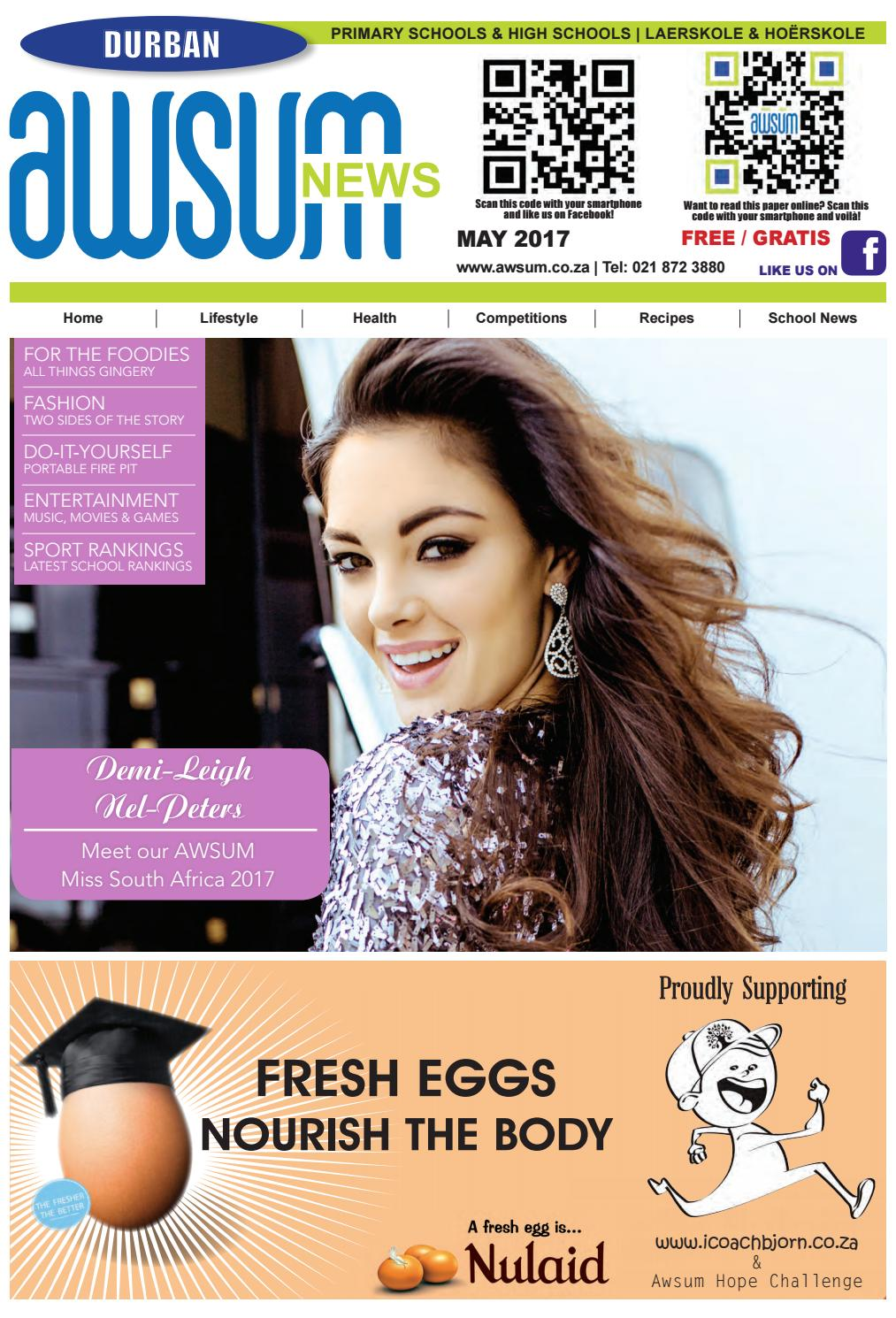 Durban may 2017 primary high schools by awsum news issuu solutioingenieria Image collections