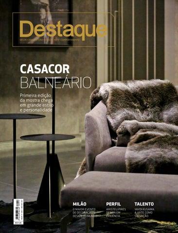 3c8b068328570 Revista Destaque Décor - Abril e Maio 2017 by Revista Destaque Decor ...