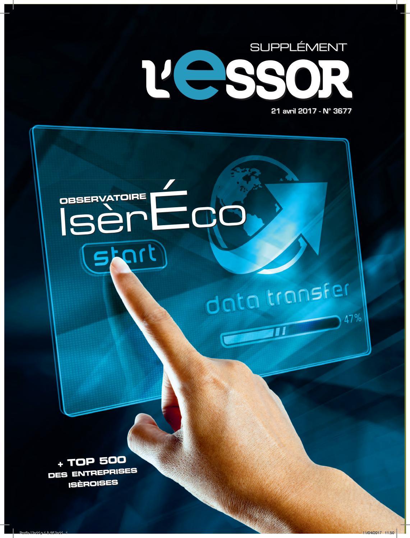 buy online 435b5 cd91f IserEco 2017 by L ESSOR-ISERE - issuu