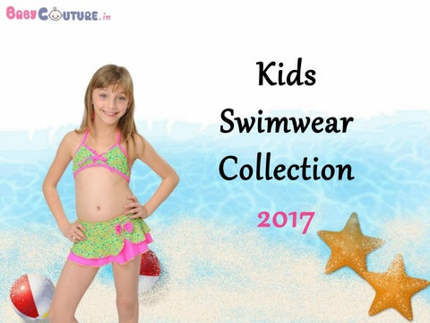 8f902a8769 Kids swimwear collection 2017 by Baby Couture - issuu