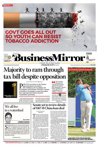 Businessmirror may 18 2017 by businessmirror issuu page 1 fandeluxe Gallery