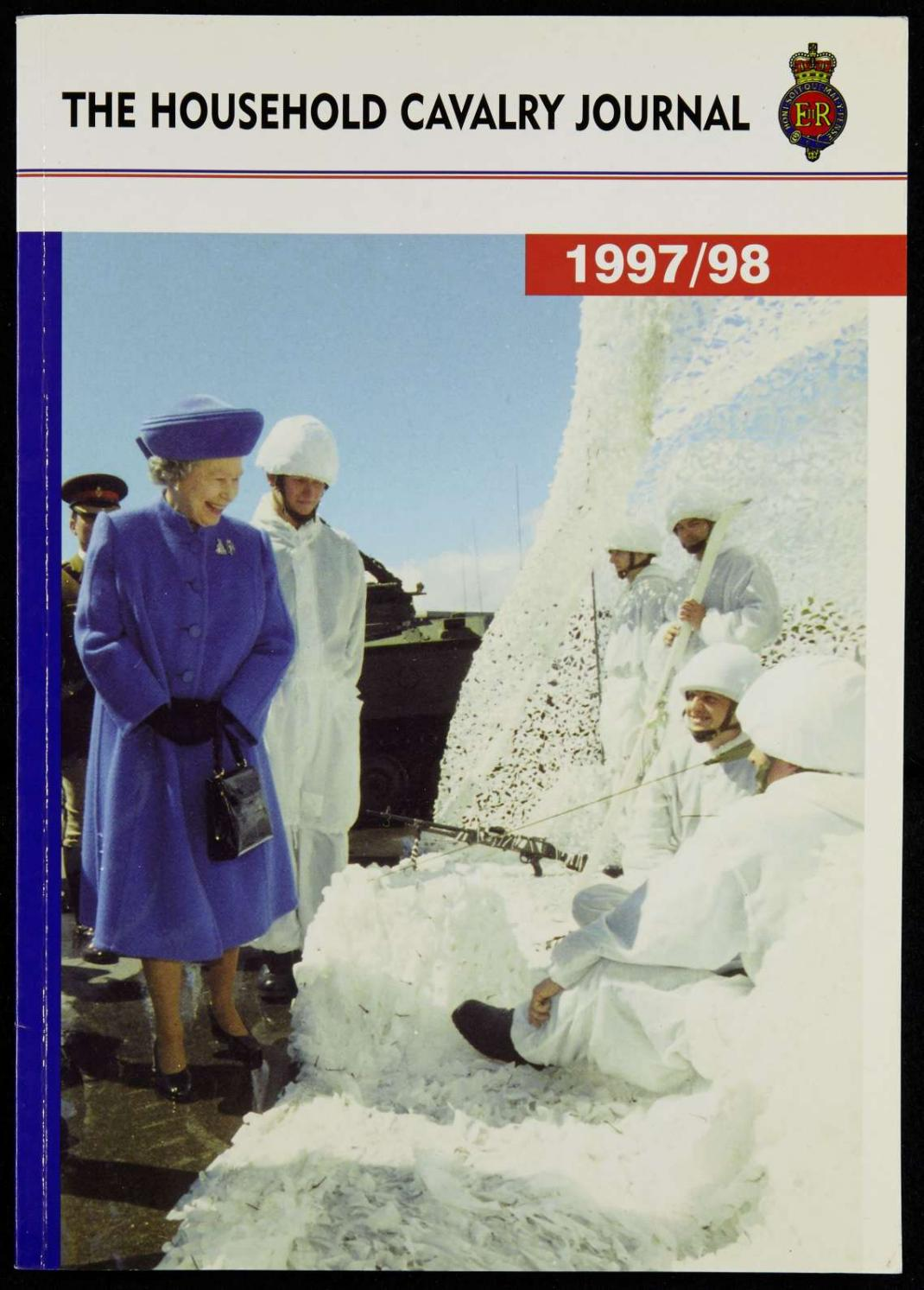 Household cavalry journal 1997 1998 ilovepdf compressed by LGregsec - issuu