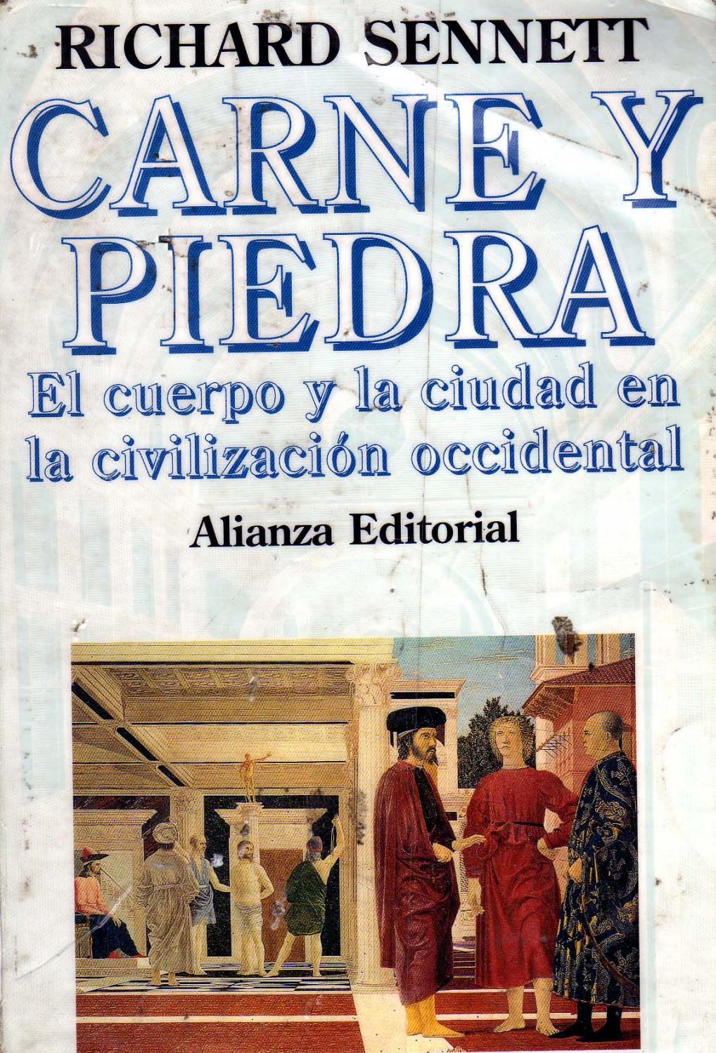 Carne y piedra el cuerpo y la ciudad en la civilización by Lenin Wilmer  Camacho Gomez - issuu