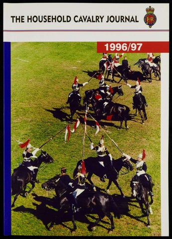 b11f4bb92d Household cavalry journal 1996 1997 ilovepdf compressed by LGregsec ...