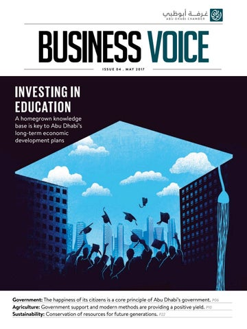 eec871f6e BUSINESS VOICE - May 2017 by Motivate Publishing - issuu